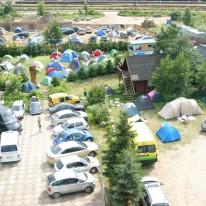 Domki i camping Ostróda