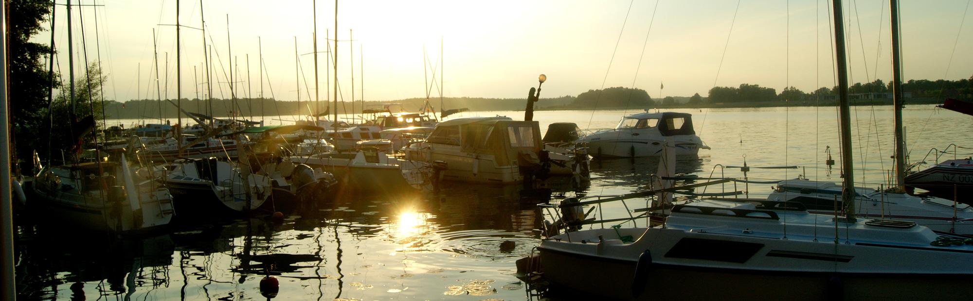 Wypożyczalnia sprzętu wodnego Ostróda